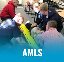 NAEMT Courses in Cape Cod | AMLS | TECC | PHTLS